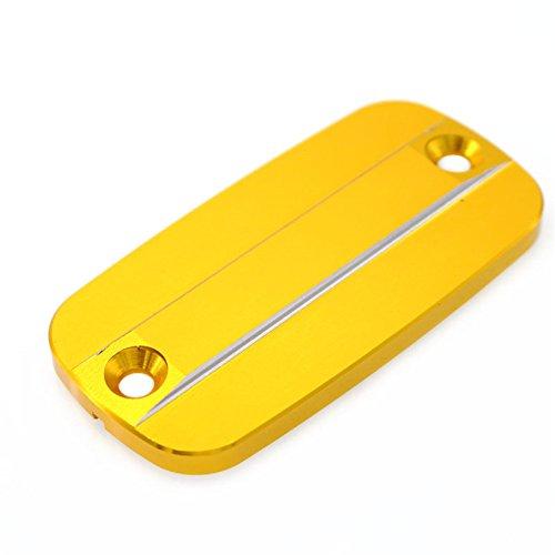Delicate Gold Front Brake Fluid Reservoir Cover Cap For Honda