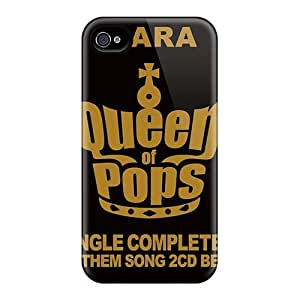 Best Hard Phone Covers For Iphone 4/4s (fOF16553SZZu) Unique Design Colorful Queen Series