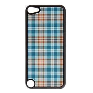 Conseguir Rejilla Caso duro del patrón azul brillante para el iPod touch 5