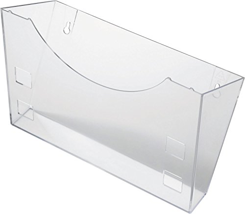 helit Wandhalter/H6103002 glasklar