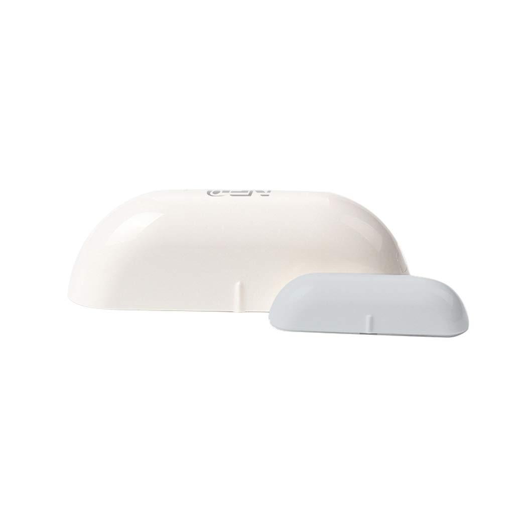 Amazon.com: W&st Wireless Home Security Alarm System,WiFi Door/Window Sensor, Magnetic Contact, Detector,mobiles Remote Control, fire Retardant: Electronics
