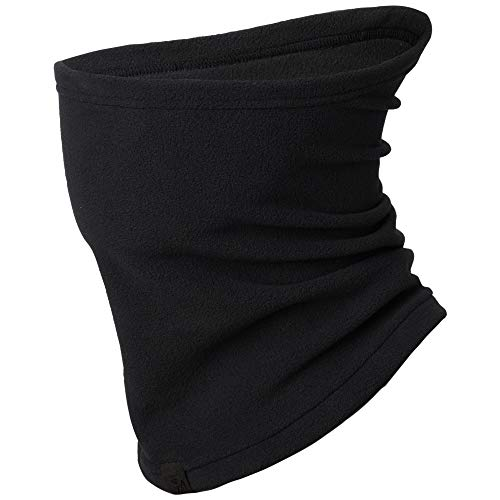 (Mountain Hardwear Micro Neck Gaiter Black, One)