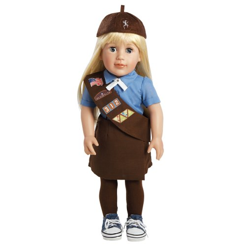 Adora Play Doll Chloe - Girl Scout Brownie 18