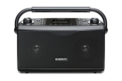 Roberts Radio Stream217 DAB/FM/Wi-Fi Internet Radio with Music Player and...