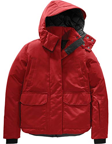 Blakely Parka (X-Small, Redwood) ()