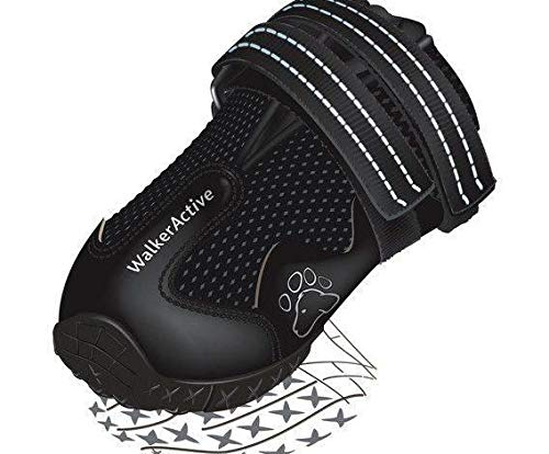 Protective Shoes Walker Active L-XL 2 Pcs (Golden Retriever), Trixie, Shoes, Socks, Bandages, Clothes, Boots, Dogs by Czech Beads Exclusive