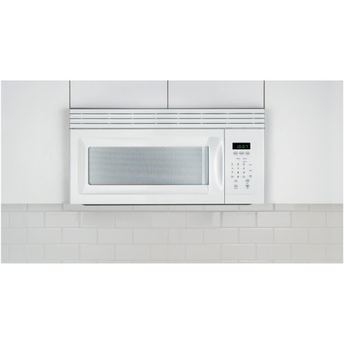 small over the range microwave - 1