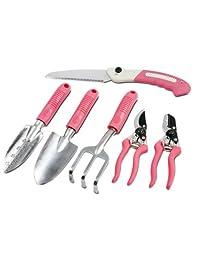 Apollo Tools - Juego de herramientas para jardín, 6 piezas