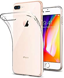 Cellshell Crystal Clear Ultra Thin Transparent Soft Jelly Flexible Back Cover for Apple iPhone 7 Plus