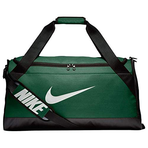 Nike Brasilia Medium Duffel Bag BA5334-333 Green
