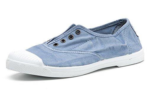 Modello Sneakers Vari Ultimo Colori Donna in 102E 690 Vegan Disponibili Natural Eco Tela Modello per Scarpe in World Trendy qv6tStP4