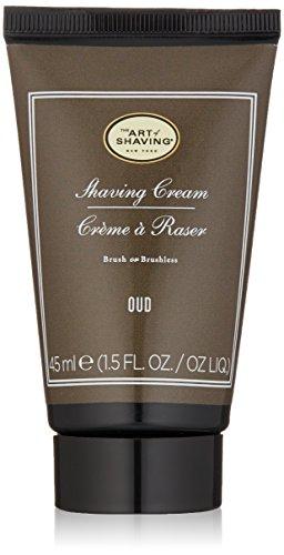 The Art of Shaving Cream Oud Tube, 1.5 oz.