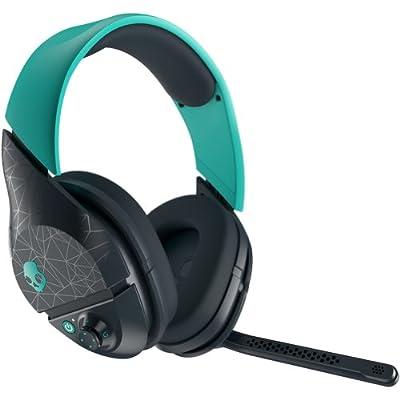 Skullcandy PLYR 2 with Mic Wireless Gaming Headphone - Teal/Navy