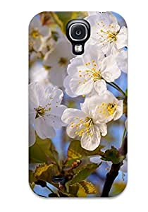 Viktoria Metzner's Shop Fashion Protective Gorgeous Cherry Blossoms Hd Case Cover For Galaxy S4 6100500K91137386