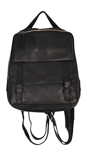 Latico Hester Backpack, Black, One Size