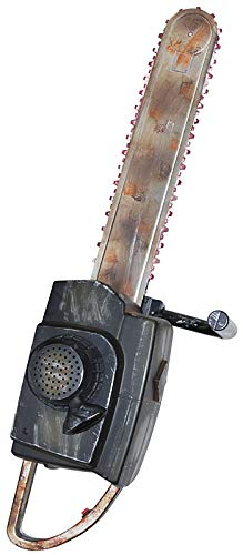 Animated & Sound Chainsaw Prop