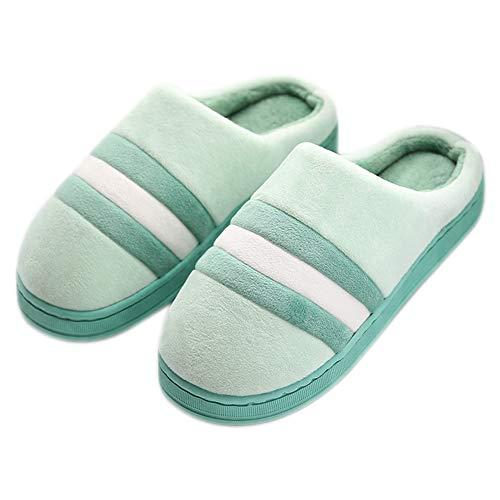 In Scarpe Ultra Verde 36 Adorabile Donna Cotone Pantofole Uomo Westeng 37 Antiscivolo leggero Per IYw5n