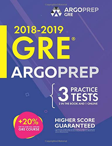 Pdf Teaching GRE by ArgoPrep: GRE Prep 2018 + 14 Days Online Comprehensive Prep Included + Videos + Practice Tests | GRE Book 2018-2019 | GRE Prep by ArgoPrep