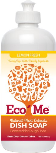 Eco-me - Lemon Fresh Dish Soap 16 oz