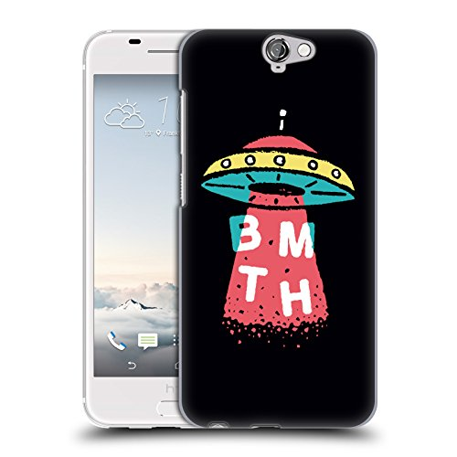 Official Bring Me The Horizon UFO Key Art Hard Back Case for HTC One A9