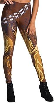 Calça Leggingss Rubies Costume Company Inc Star Wars Chewbacca Multicor