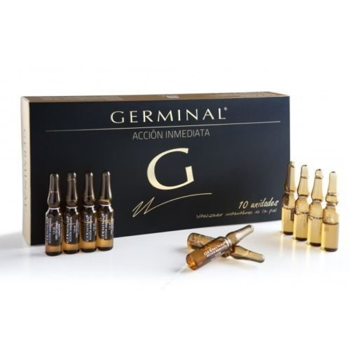 Germinal ACCION INMEDIATA 10 AMPOULES x 1.5ml