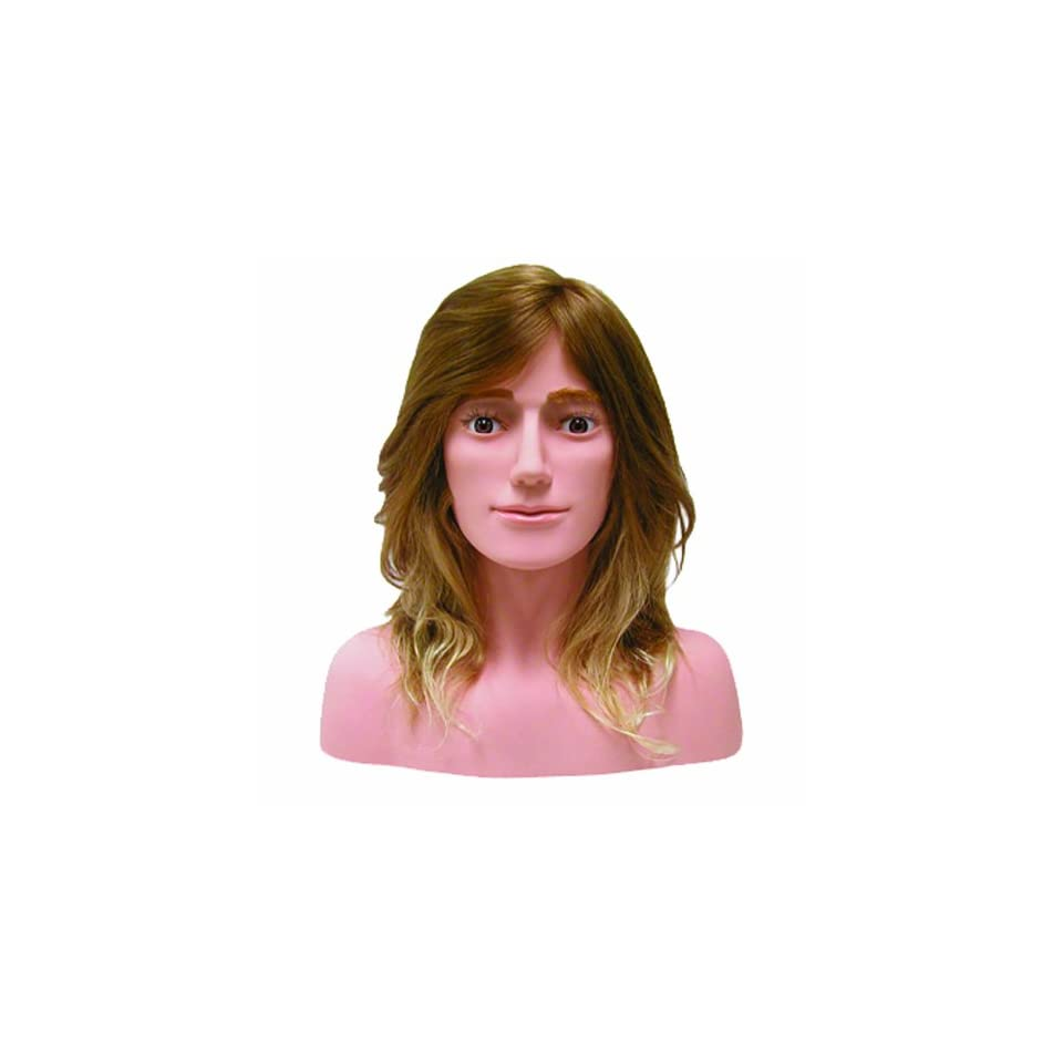 Hairart 10 Hair Male Competition Mannequin Head (OMC 976)