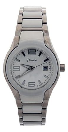 Uhr fÜr Frauen - Passion Z657L White & Silber