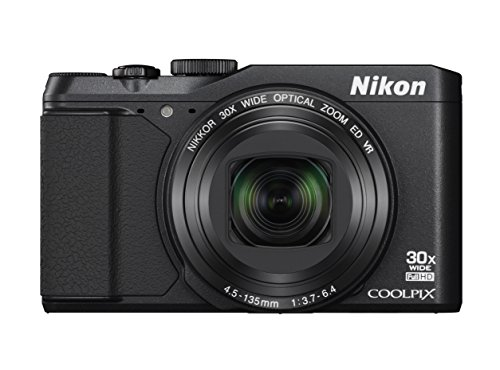 Nikon Coolpix S9500 Camera Black - 3