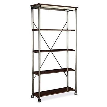Atlin Designs 4 Shelf Multi Function Bookcase