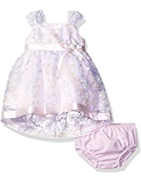 Baby Girl's High Low Party Dress