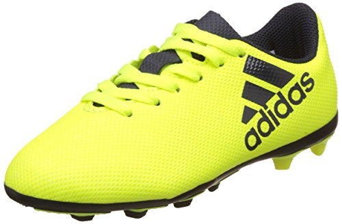 Adidas Unisex tinley Giallo 4 amasol tinley X bambini Da Calcio J 17 Fxg Scarpe prpC8qxSw