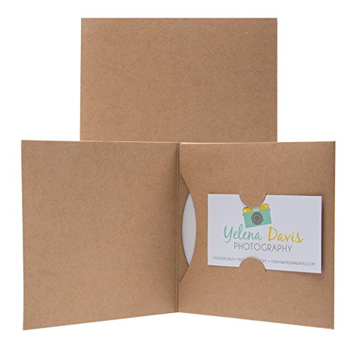 Amazon paper cd or dvd and business card holder sleeve 100 amazon paper cd or dvd and business card holder sleeve 100 pack black home kitchen colourmoves