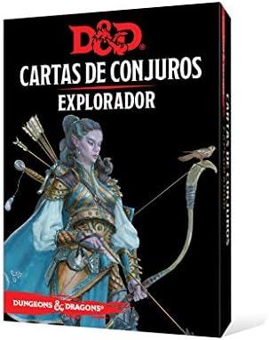 Dungeons & Dragons- Dungeons and Dragons: Explorador - Cartas de ...