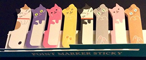 Sheets Kitten Animal Sticker Bookmark product image