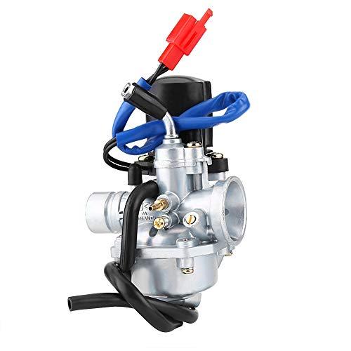 EVGATSAUTO Motorfiets Carburateur Carb met Lucht Brandstoffilter voor SACHS SX1 PIAGGIO SFERA 50 2-takt Motorfiets…