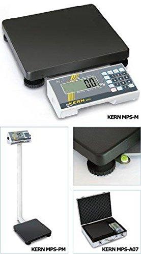 Balanza pesapersonas profesional, con función IMC [Kern MPS 200K100PM] , Campo de pesaje