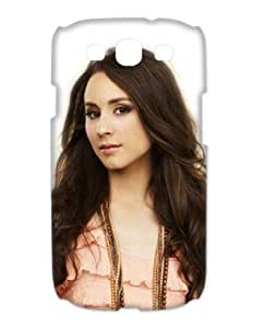 """designer phone cases/covers for Samsung Galaxy S3 I9300 (3D) plastic material with popular TV show """"Pretty Little Liars"""" pattern-41"""