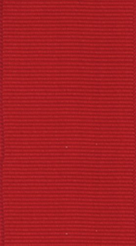 Entertaining with Caspari Grosgrain Red Narrow Ribbon, 1-Inch x 8 Yards, 1-Roll