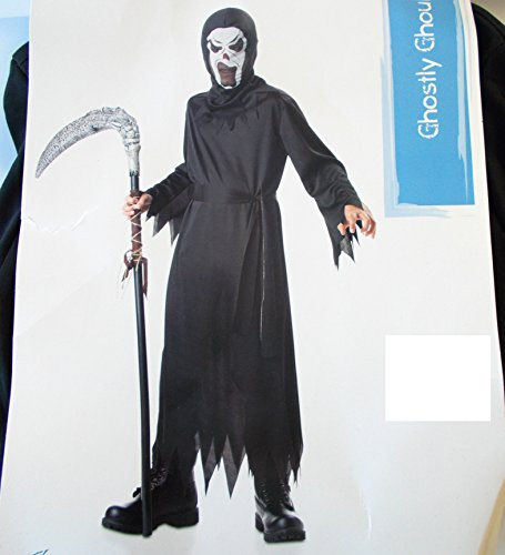 Ghostly Ghoul Child Costume Robe 10-12 NWT]()