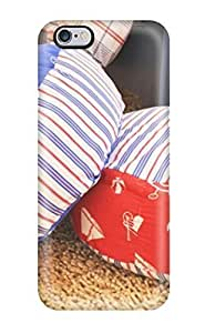 Andre-case Premium Tpu Red And Blue Nautical-themed F9pXqlcC5Dx Poufs Cover Skin For Iphone 4 4s
