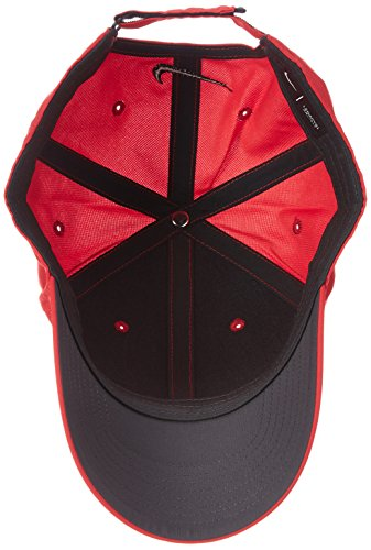 167ec21b Nike L91 Cap Tech Hat, University Red/Anthracite/Black, Misc | My ...