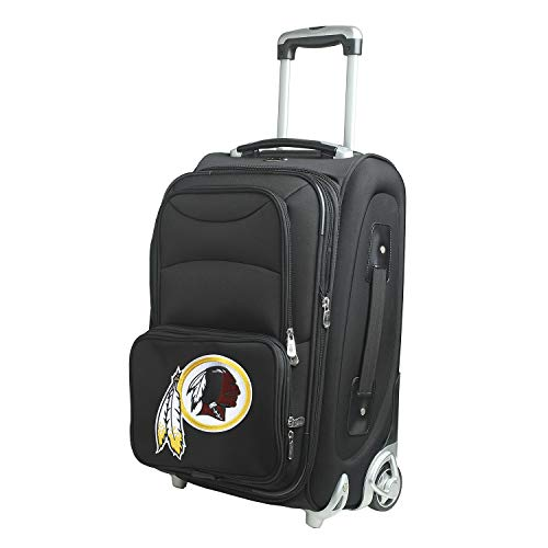 Denco NFL Washington Redskins 21-inch Carry-On Luggage