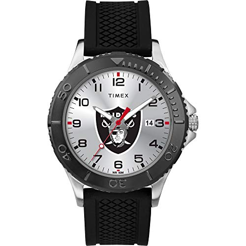 Oakland Raiders Mens Watch - 6