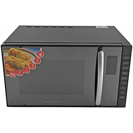 Morphy Richards 23Mcg 23 Litre Convection Microwave Oven Black