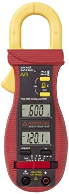 Amprobe Dual Display Digital Clamp Multimeter