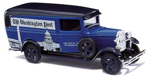 Busch 47726 31 Ford AA Washngtn Post HO Scale Model