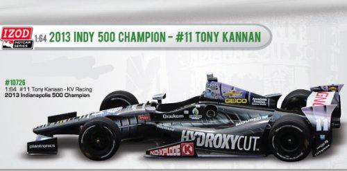 (1/64 Tony Kanaan #11 KV Racing Indy 500 Winner's )