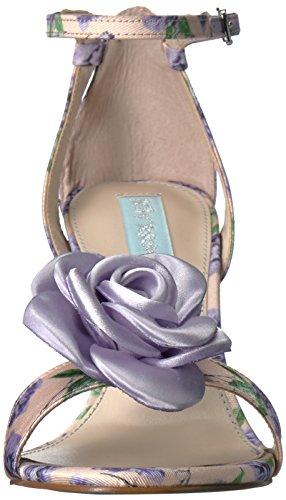 Sandalo Lilla Da Donna maddi Blu Johnson Dress Betsey Di Sb qTwSHf