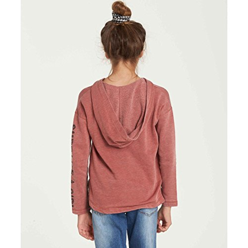 Billabong Big Girls' Sunday Love Fleece, Sienna, S by Billabong (Image #2)